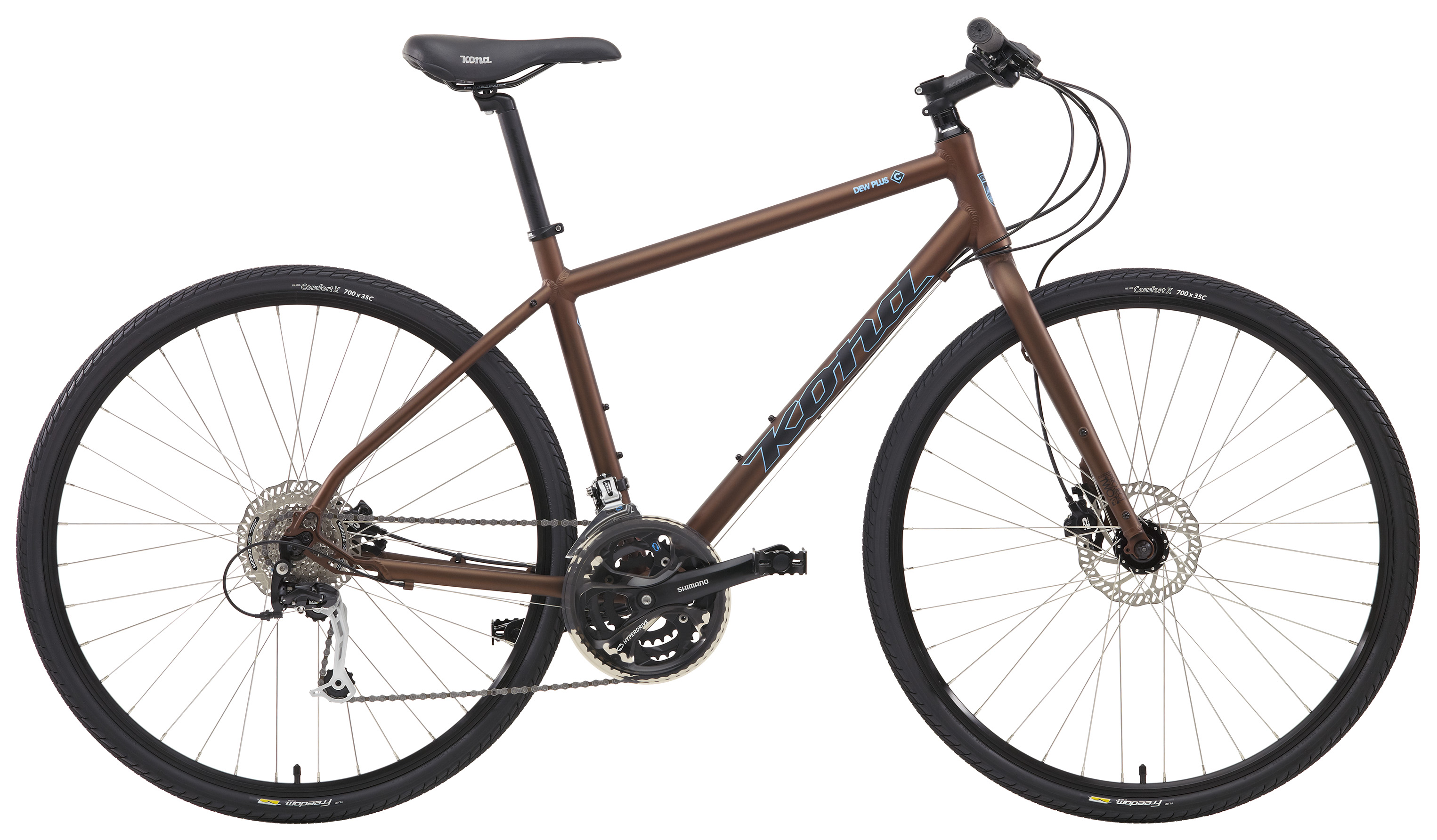 Kona Dew Plus 2014